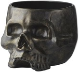 Williams-Sonoma Williams Sonoma Halloween Skull Punch Bowl, Brushed Gold