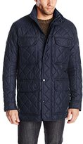 Andrew Marc Men's Essex Quilted Four-Pocket Coat