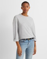 Club Monaco Double-Faced Pullover