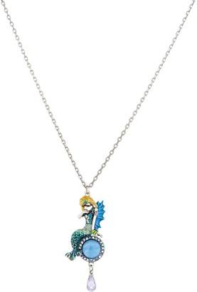 Kirks Folly Dreamy Mermaid Pendant with Chain