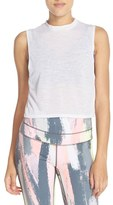 Zella Women's Crop Muscle Tank