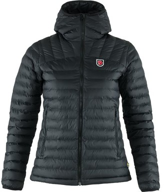 Fjallraven Black Expedition Latt Hoodie - M