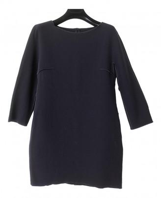 Sofie D'hoore Navy Wool Dresses