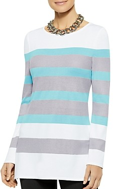 Misook Striped Tunic