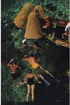 "Jonathan Adler Slim Aarons ""Snorkelling In Malta"" Photograph"