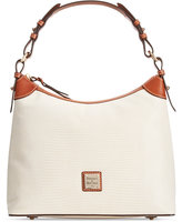 Dooney & Bourke Lizard-Embossed Hobo, A Macy's Exclusive Style