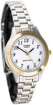 Casio Women's Core LTP1128G-7B Stainless-Steel Quartz Watch