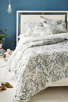 Peacock Alley Distressed Linen Stavros Duvet Cover