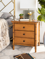 Safavieh Mina 3-Drawer Nightstand