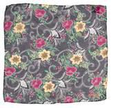 Missoni Floral Print Silk Pocket Square