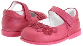 Kid Express Flora (Infant) (Fuchsia Leather) - Footwear