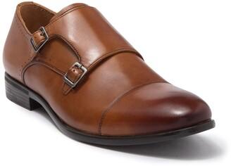 Warfield & Grand Britten Double Monk Strap Dress Shoe