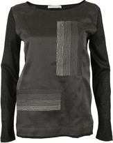Fabiana Filippi Printed Sweater