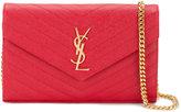 Saint Laurent small monogram quilted bag