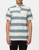 Tavik Men's Shin Short Sleeve Stripe Woven