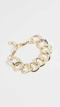 Jules Smith Designs Bulky Lobster Chain Bracelet