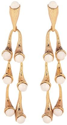 REJINA PYO Julia drop earrings