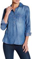 Jessica Simpson Poppy Chambray Shirt