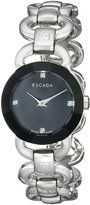 Escada Women's IWW-E4205021 Emma Analog Display Swiss Quartz Silver Watch