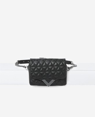 The Kooples Stella waist bag with metalware