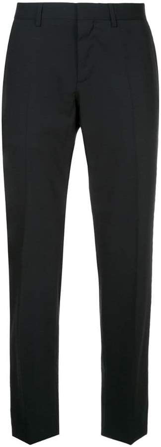 Cerruti regular straight leg trousers