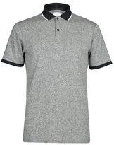 Burton Mens Grey Grindle Polo Shirt