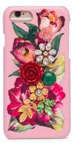 Dolce & Gabbana Studded Floral iPhone 7 Case