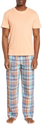 Majestic International Check Mates Pajamas