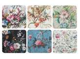 Maxwell & Williams Cashmere William Kilburn Blossom Set of 6 Coasters