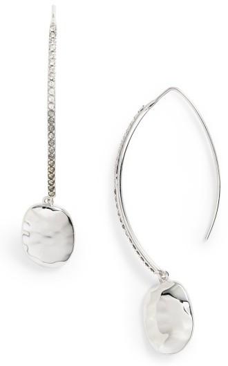 Judith Jack Women's Threader Drop Earrings