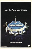 Star Wars May the Force be with you (68,5cm x 101,5cm) + plus white fabulous protective gift tube
