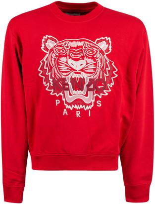 Kenzo Tiger Crewneck Sweatshirt