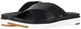 UGG Kari (Black) Women's Dress Sandals