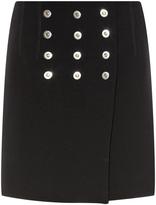 Balenciaga Rivet-detail mini skirt