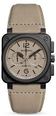Bell & Ross BR 03-94 Desert Type Chronograph, 42mm