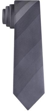 Kenneth Cole Reaction Men's Fine Line Panel Skinny Tie