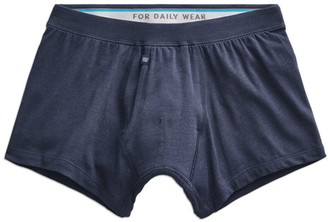 Mack Weldon Silver Trunk in Navy