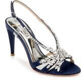 Badgley Mischka Collection Jewel Jacqueline Crystal Embellished Sandal