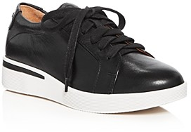Gentle Souls by Kenneth Cole Gentle Souls Haddie Lace Up Platform Sneakers