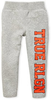 True Religion Toddler Boys) Varsity Sweatpants