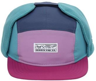 New Era Color Block Camper Hat