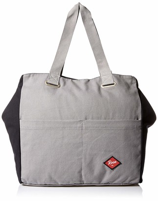 RVCA Switch It Out Beach Bag Grey One Size