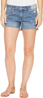 DL1961 Women's Renee Mid Rise Short