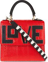 Les Petits Joueurs Mini Alex Lego 'Love' handbag