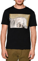 Palm Angels Skater Graphic Short-Sleeve T-Shirt, Black/Multi