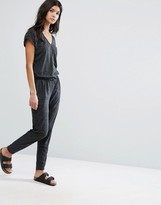 Selected Ivy Jumpsuit With Tie Waist