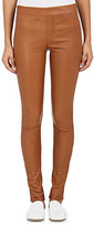 Helmut Lang Women's Leather Leggings