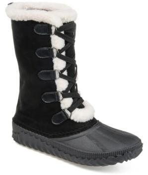 Journee Collection Women's Regular Blizzard Winter Boot Women's Shoes