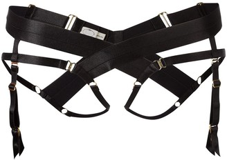Bordelle 'Bondage' harness briefs