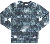 Molo Palms Print Cotton Sweatshirt